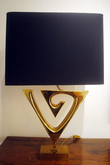 Lamp by Willy Daro c. 1970