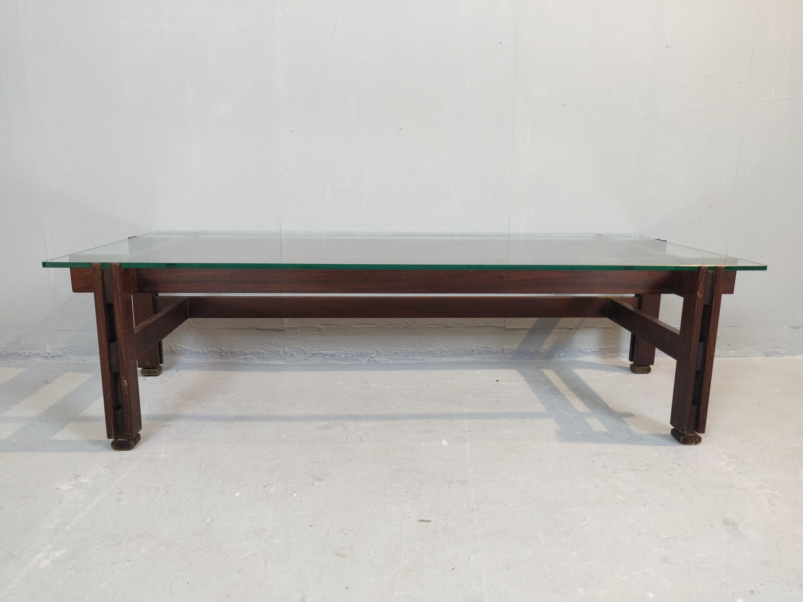 Rosewood Coffee Table By Ico Parisi Ico Parisi Search Results European Antiques Decorative